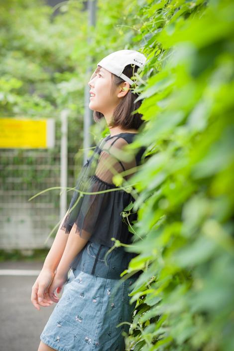 Models Collection : ( [TOKYO IDOL NET] - |2017.09.01| PORTRAIT / Saho Tanaka/田中咲帆 ( CROWN POP/クラウンポップ ) )