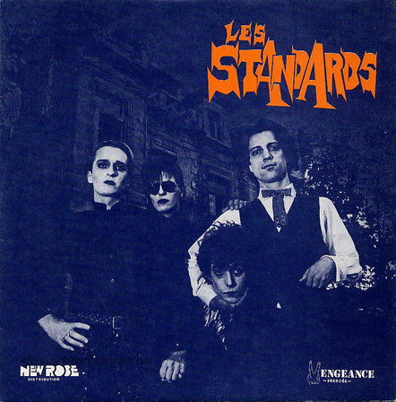 Les Frenchy SINGLéS n°3: Les Standards - Victime du Lavomatic (1983)