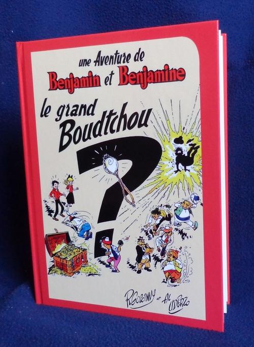 Le Grand Boudtchou - Uderzo et Goscinny - Histoire inédite