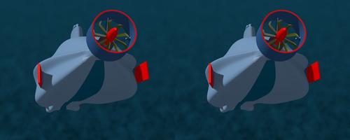 Vue 2 du sous-marin
