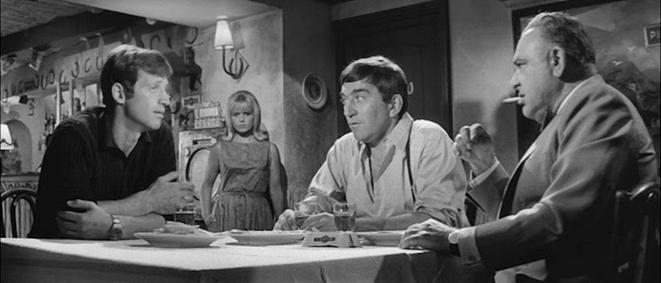 Jacques Deray, Par un beau matin d'été, 1965 - le blog d'alexandre clement