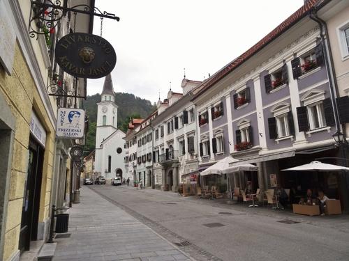Trzic en Slovénie (photos)
