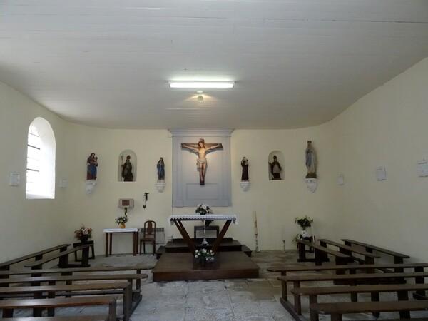 La chapelle Saint-Hubert de Gomméville