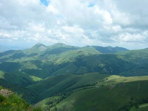 Vaste montagnes