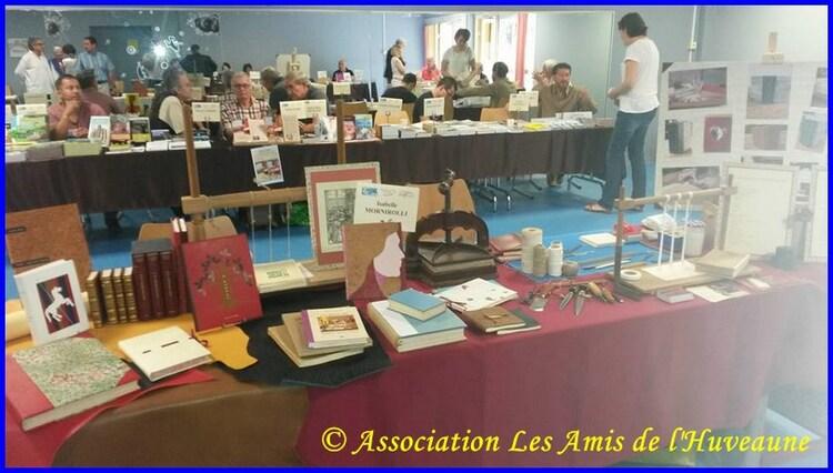 Les rencontres littéraires en Val d'HuVeaune