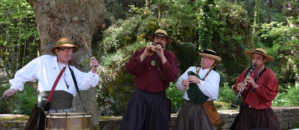 Quatuor de sonneurs