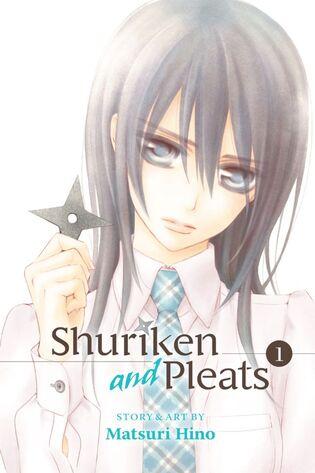 Shuriken & Pleats