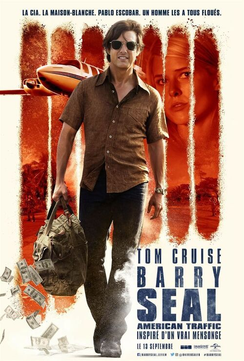 "Bonsoir a l'honneur : "" Barry Seal : American Traffic """