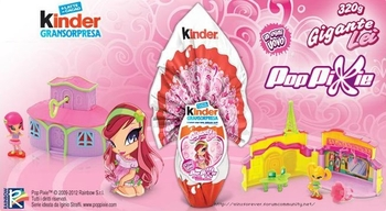 PopPixie Kinder Surprise 2