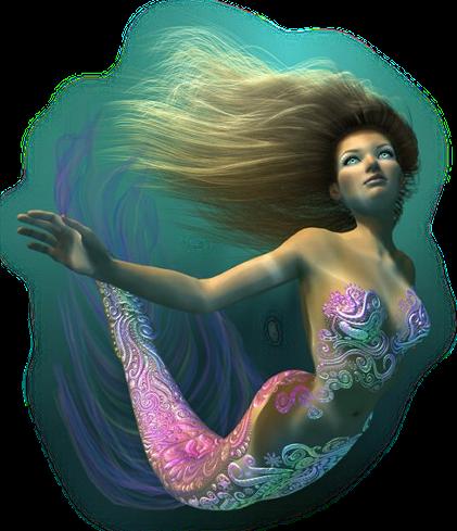 Femmes Sirène