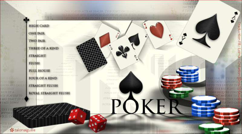 *** Poker ***