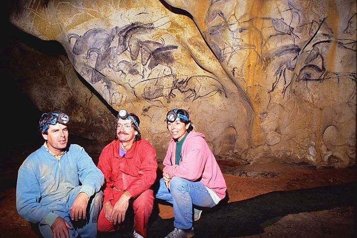 La Grotte Chauvet - L'art Pariétal Dans Toute Sa Splendeur