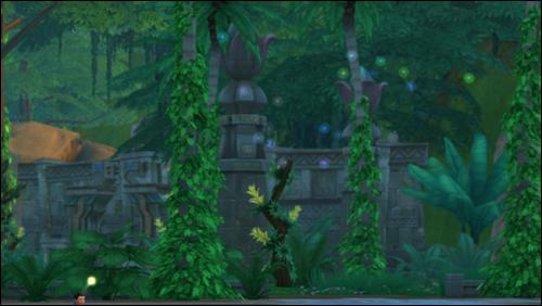 [En-Sims / Paysages] Selvadorada #1