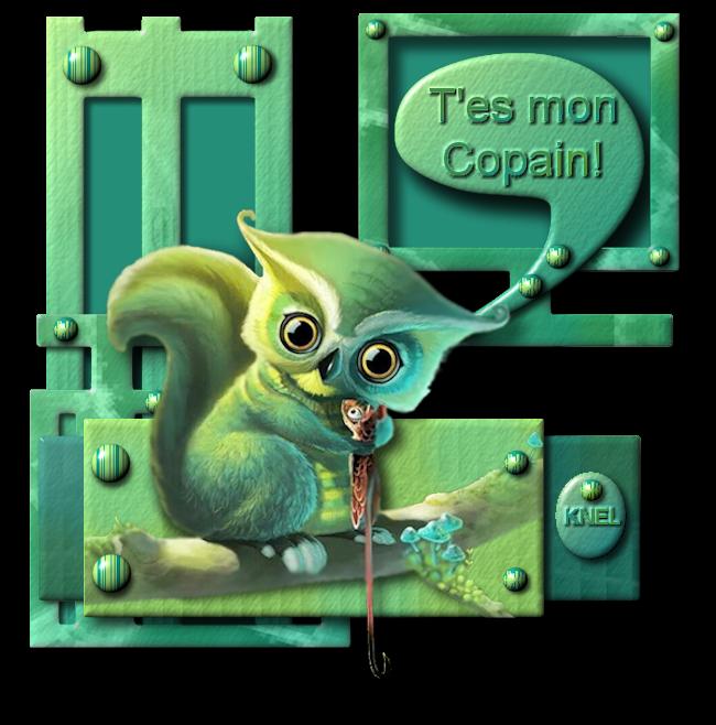 "3T'e mon Copain!"""