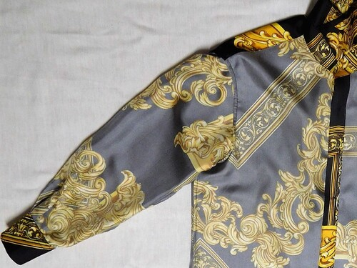 Couture anglaise avec surjet 3 fils