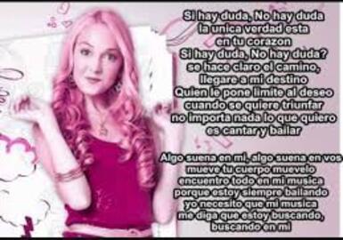 """""""Juntos somos mas"""" (Violetta)"""
