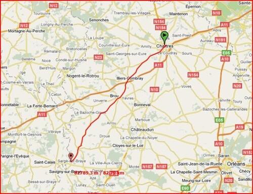 Etape02-Chartres(28)-Sargé-sur-Braye(41)