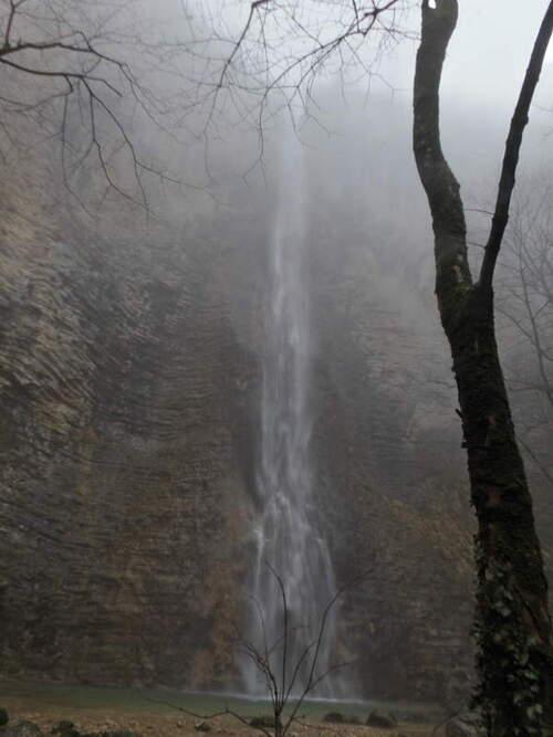 Après-midi cascades ( 3 )