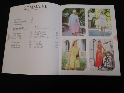Livre Ma garde-robe intemporelle Pauline Alice