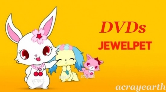 DVDS Jewelpet