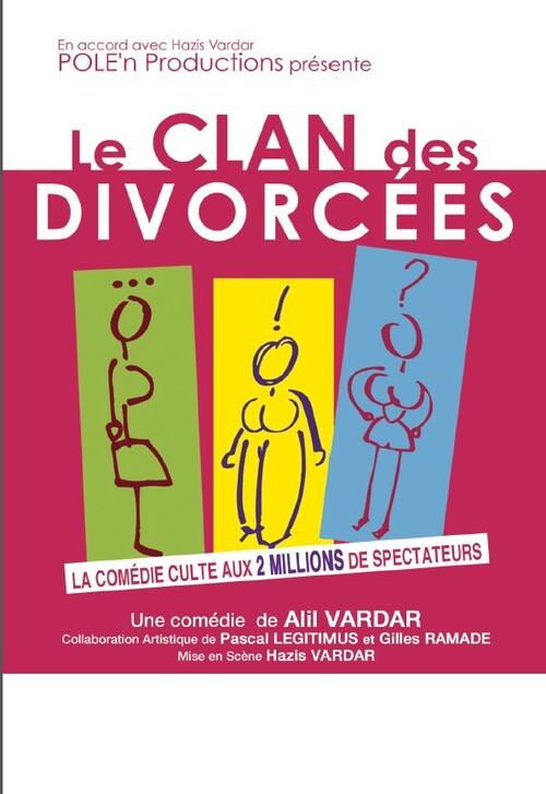 LE CLAN DES DIVORCEES (24/10/15)