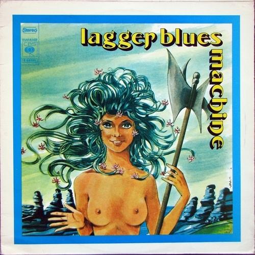Lagger Blues Machine
