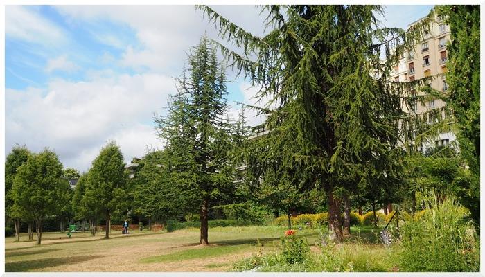 Parc de Passy. Paris 16. (1)