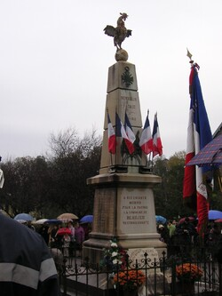 Monument Beaujeu