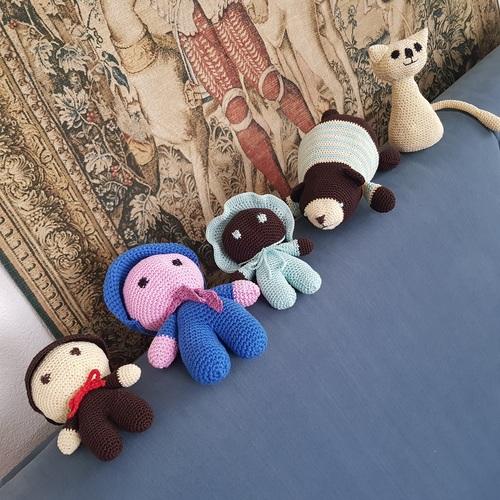Galerie crochets