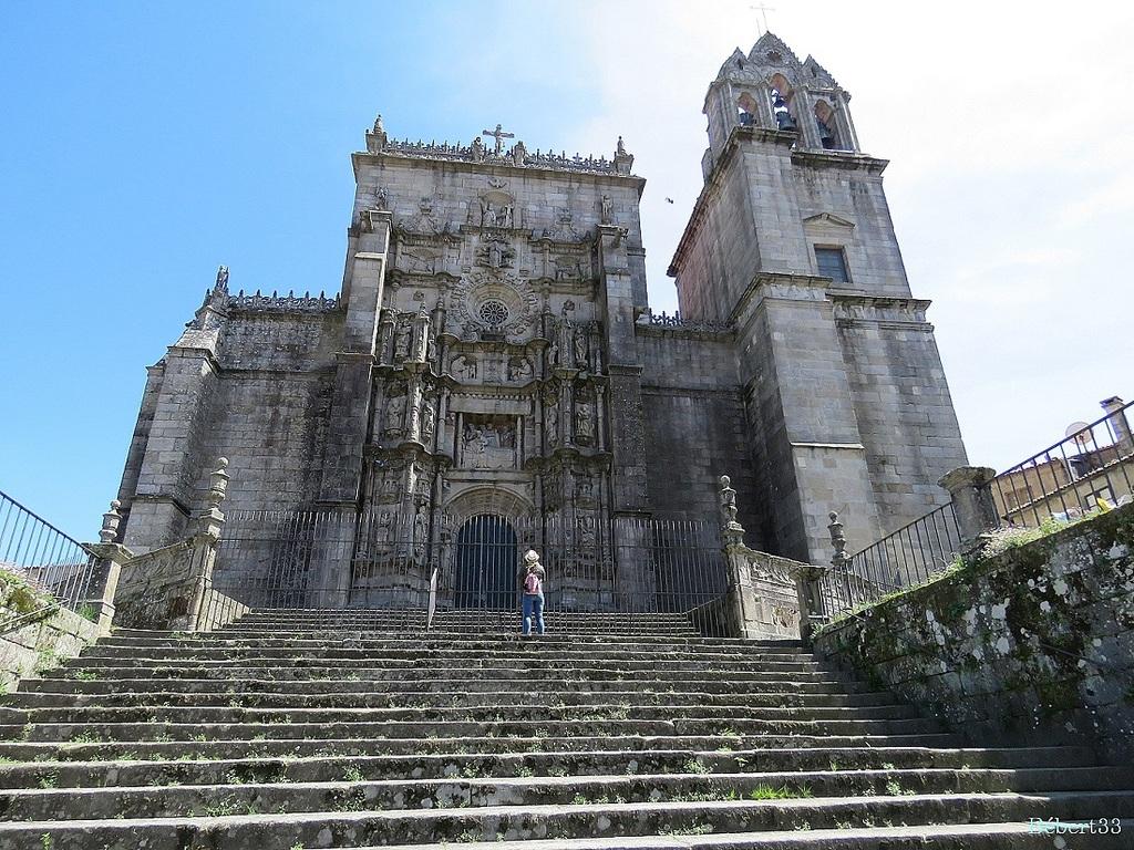 Pontevedra en Espagne