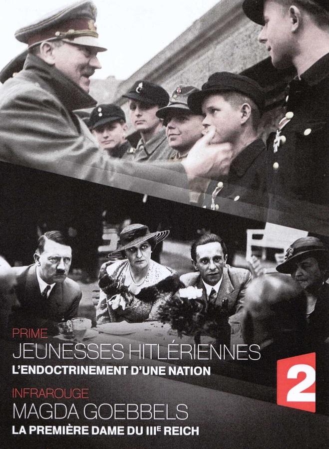 Le 21.11, France 2 diffusera un film sur Magda Goebbels...