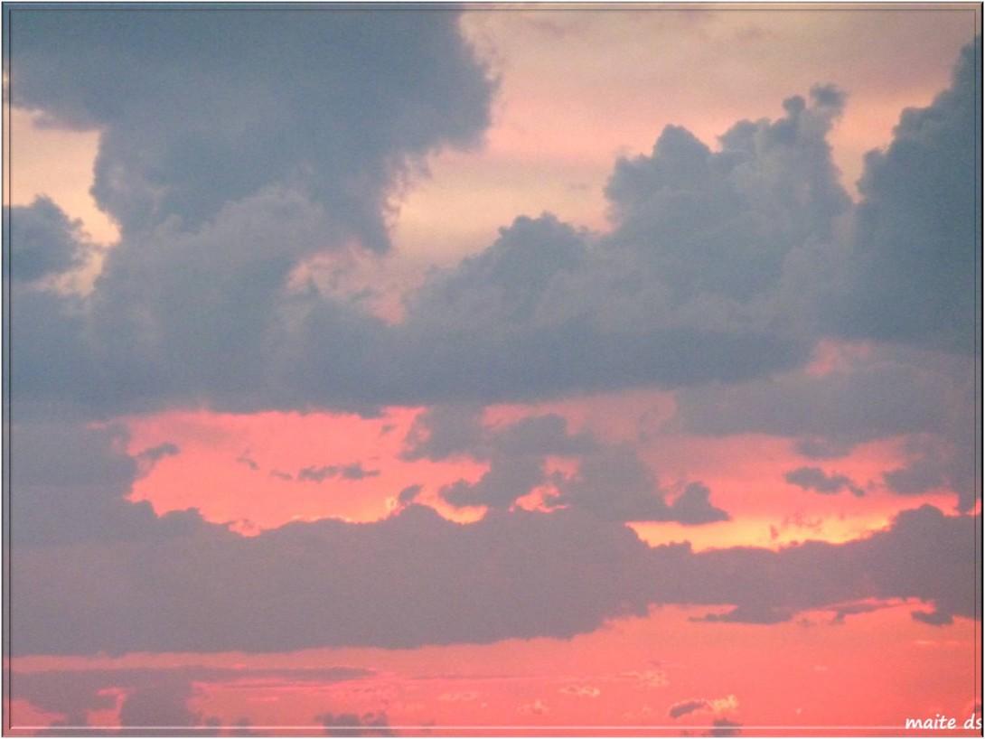 Couleurs du ciel - Corse