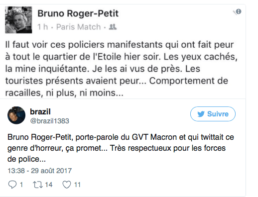 """petit"" Bruno-Roger"