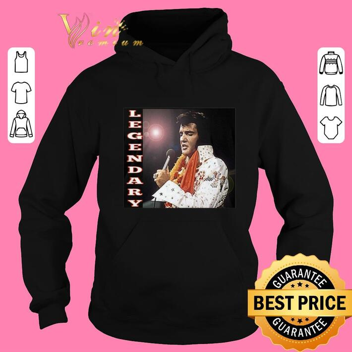 Nice Elvis Presley Legendary King shirt