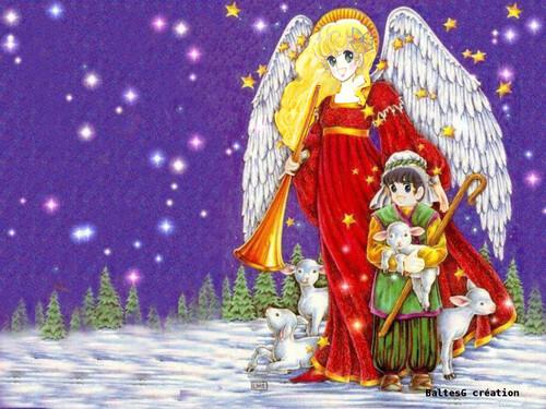 Georgie et Abel junior l'ange de noël