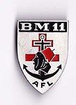 BM 11- Insigne - Col B. Bongrand Saint Hillier