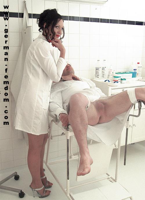 Patient examiné