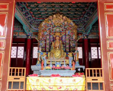 temple Yuantong à Kunming; suite de la visite