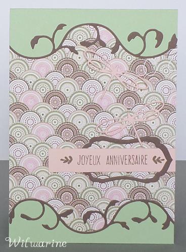 Carte Maniak - carte anniversaire