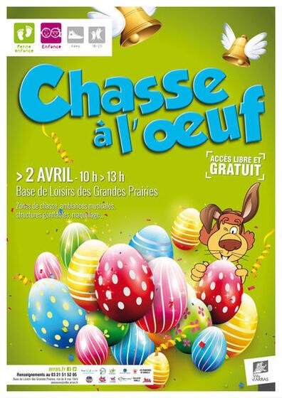 Les loisirs à Arras et ses environs le week-end de Pâques