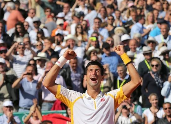 Djokovic monte carlo