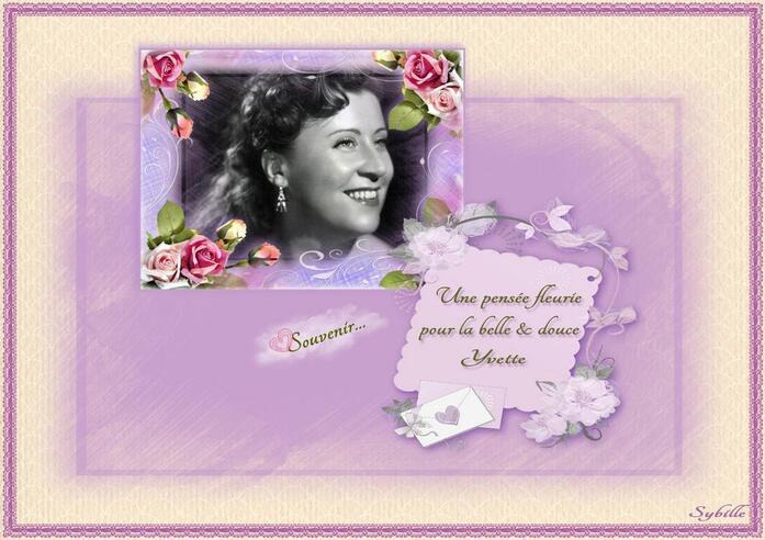 """Mademoiselle """"Hortensia"""""""
