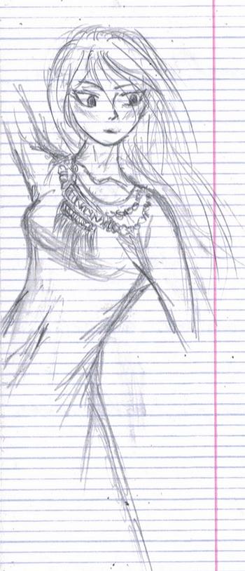 Les dessins faits en cours (suite 3)