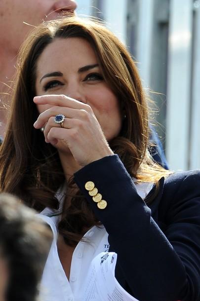 Kate aux JO
