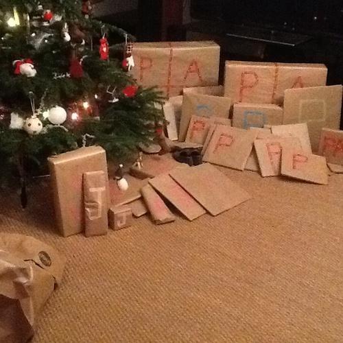 Joyeux Noel...avec les cadeaux!!!
