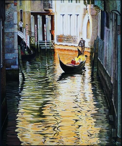 ruelle a Venise