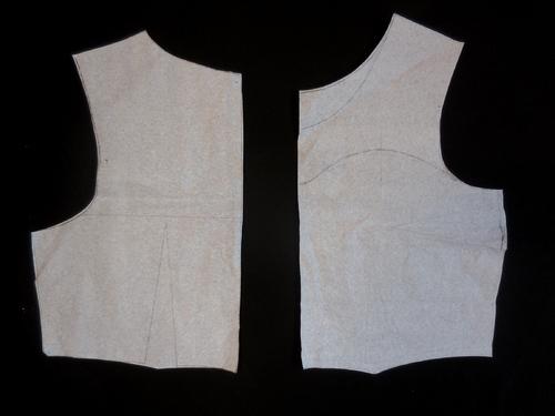 Robe de Diane pour le mariage de son amie Silvia