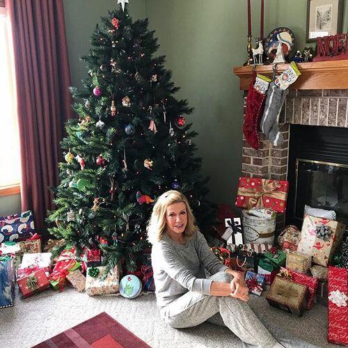 Noel en famille dans le Colorado.