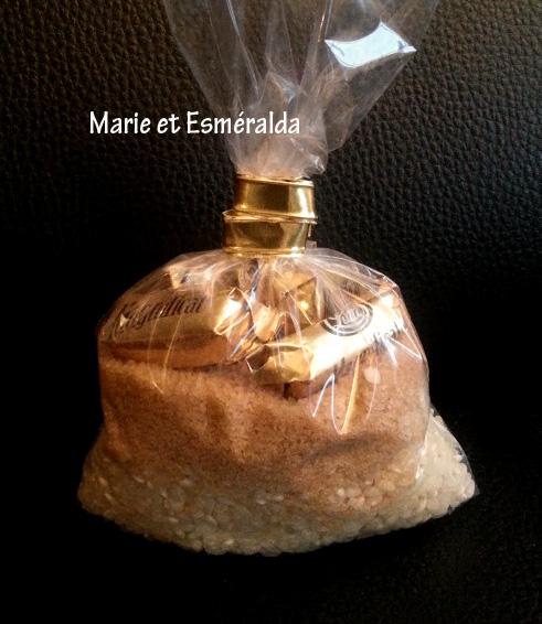 Cadeau gourmand: Kit riz au lait aux caramels Magnificat