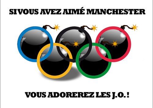 Manchester attentats terrorisme J.O. dopage sport de compétition E.I. Liverpool
